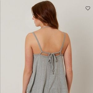 Free People So in Love with You Strappy tank (m)